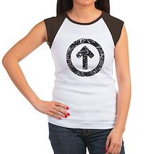 Above Influence Women's Cap Sleeve T-Shirt