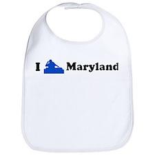 I DJ Maryland Bib