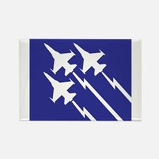 Air Force Rectangle Magnet