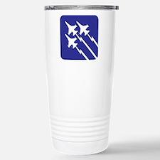 Air Force Stainless Steel Travel Mug