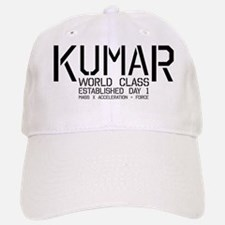 Kumar Stencil 2 Baseball Baseball Cap