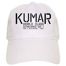 Kumar Stencil 2 Baseball Cap