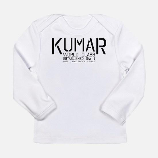 Kumar Stencil 2 Long Sleeve Infant T-Shirt