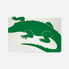 Aligator Rectangle Magnet