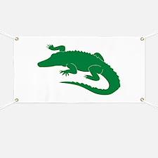 Aligator Banner