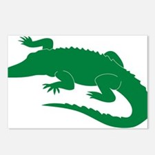 Aligator Postcards (Package of 8)