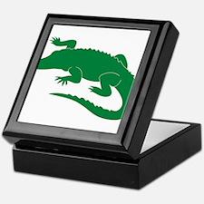 Aligator Keepsake Box