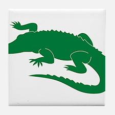 Aligator Tile Coaster