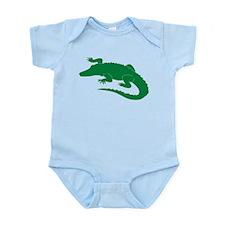 Aligator Infant Bodysuit