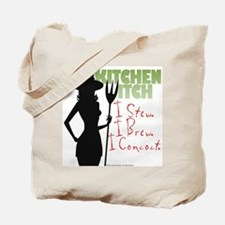 Kitchen Witch.1 Tote Bag