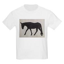 Mule outline T-Shirt