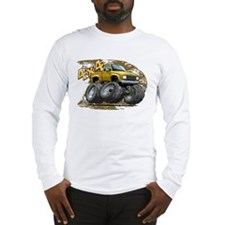 Yellow_Old_Ranger.png Long Sleeve T-Shirt