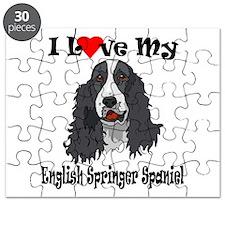 I Love Springer Puzzle