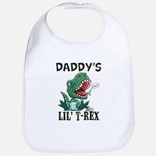 Customizable Lil' T-Rex Bib