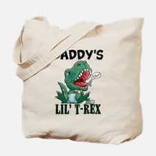 Customizable Lil' T-Rex Tote Bag