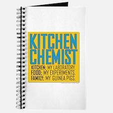 Kitchen Chemist Journal