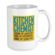Kitchen Chemist Mug