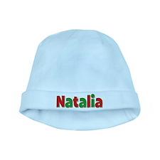 Natalia Christmas baby hat