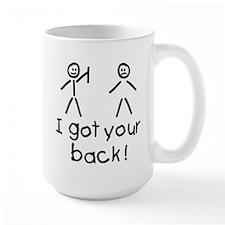 I Got Your Back Silly Mug