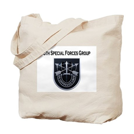 5th Special Forces Group Tote Bag