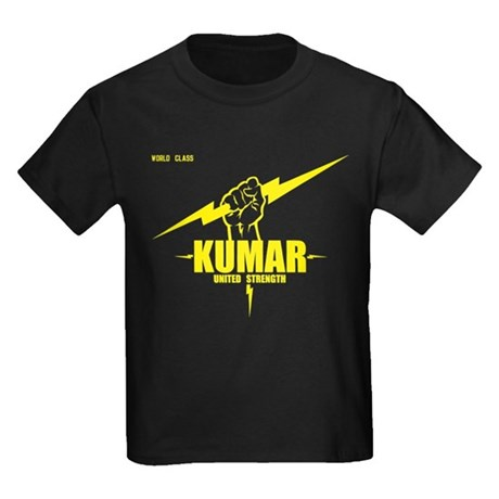 Kumar Lightning 4 Kids Dark T-Shirt