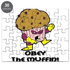 Obey The Muffin Puzzle