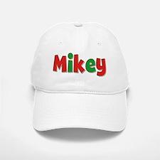 Mikey Christmas Baseball Baseball Cap