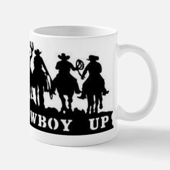 Cowboy Up Mug