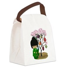 design Canvas Lunch Bag