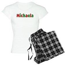 Michaela Christmas Pajamas