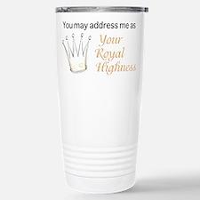 Cute Highness Travel Mug