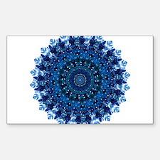 Dotty Love Mandala Kaleidoscope Decal
