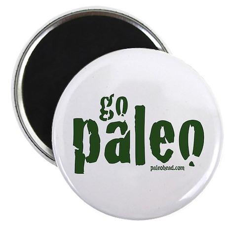 Go Paleo Magnet