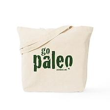 Go Paleo Tote Bag
