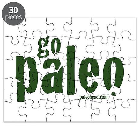 Go Paleo Puzzle