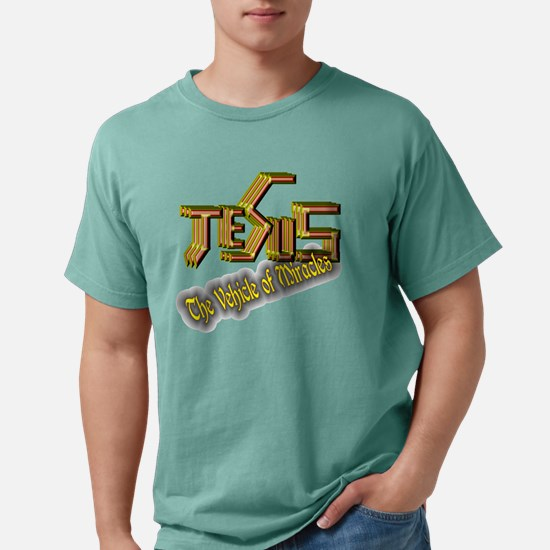 the Vehicle of Miracles. Mens Comfort Colors Shirt