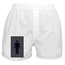 Devil Tarot Boxer Shorts