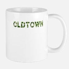 Oldtown, Vintage Camo, Mug