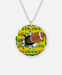 Go Pack Necklace