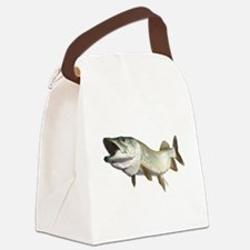 Toothy Musky Canvas Lunch Bag