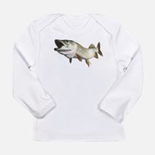 Toothy Musky Long Sleeve Infant T-Shirt