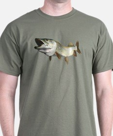 Toothy Musky T-Shirt