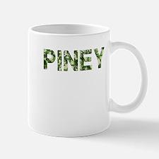 Piney, Vintage Camo, Mug