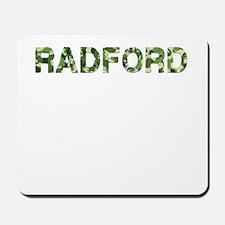 Radford, Vintage Camo, Mousepad