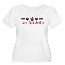 Junk Food Junkie T-Shirt