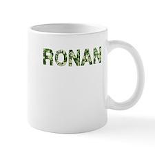 Ronan, Vintage Camo, Small Mug