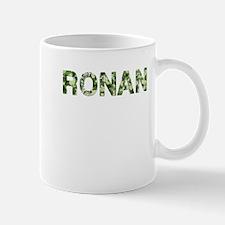 Ronan, Vintage Camo, Small Small Mug