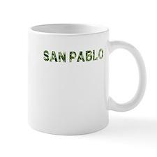 San Pablo, Vintage Camo, Mug