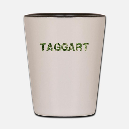 Taggart, Vintage Camo, Shot Glass