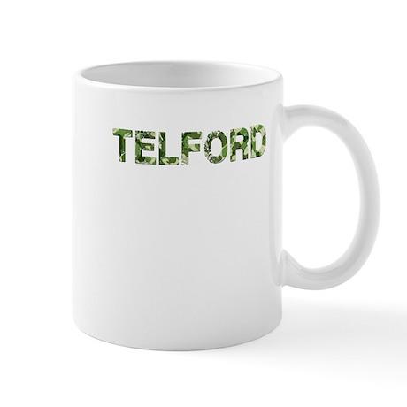 Telford, Vintage Camo, Mug
